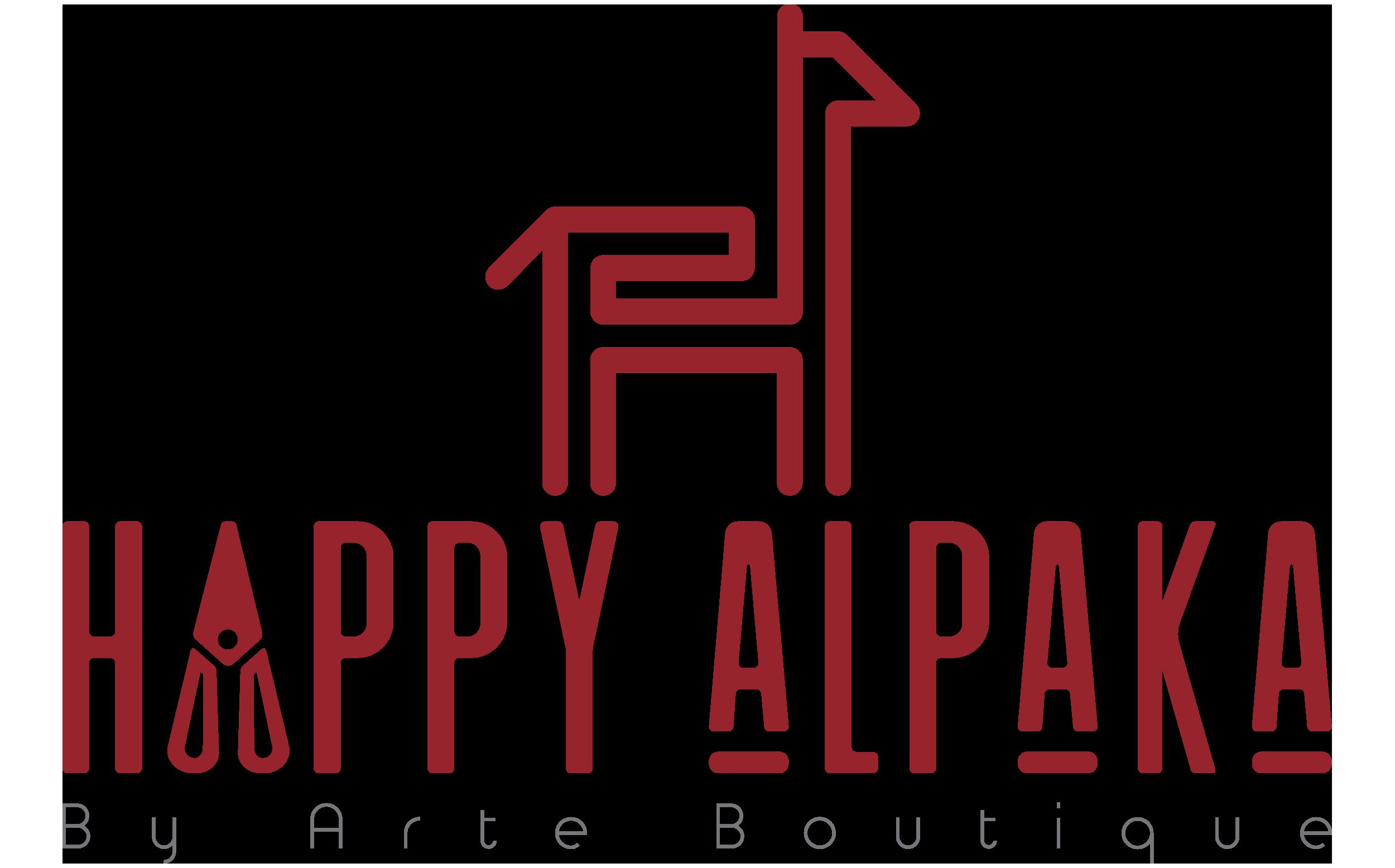 "Happyalpaka by  ""Arte-Boutique"""