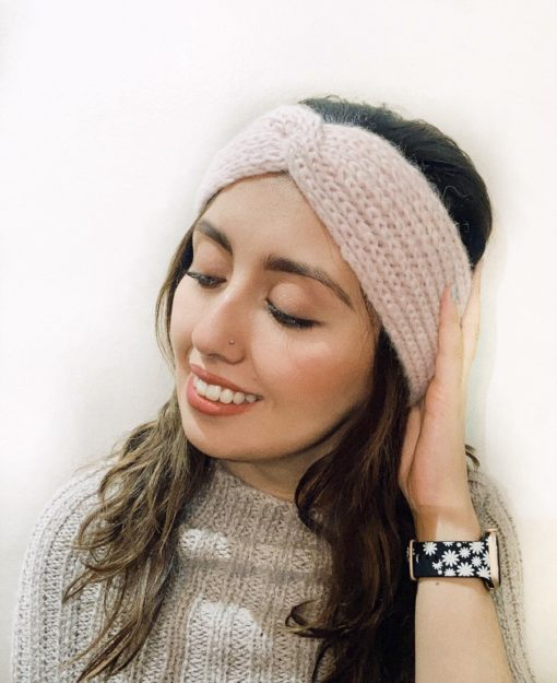 Stirnband | Kopfband | Alpaka